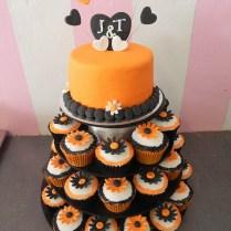 Images Of Wedding Cupcake Designs