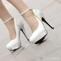 Ivory Lace Bridal Bootie Magnificent Wedding Shoes