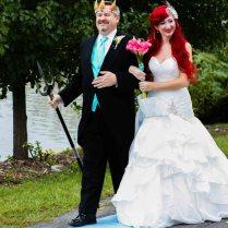 Just Like A Fairytale Disney Princess Themed Wedding