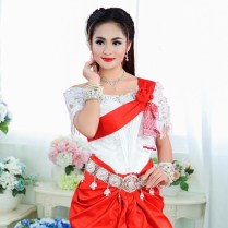 Khmer Wedding Dress