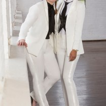 Lesbian Wedding Tuxedos Little Black Tux, Llc By David Tutera