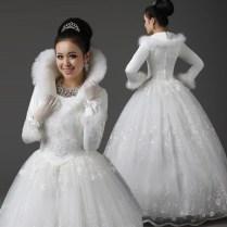 Long Sleeve Winter Wedding Dresses, How To Choose Winter Wedding