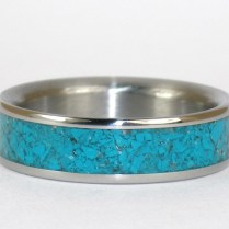 Lovely Wedding Bands From Hawaii Titanium