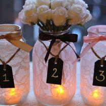 Mason Jar Weddings, Mason Jars And Masons On Emasscraft Org