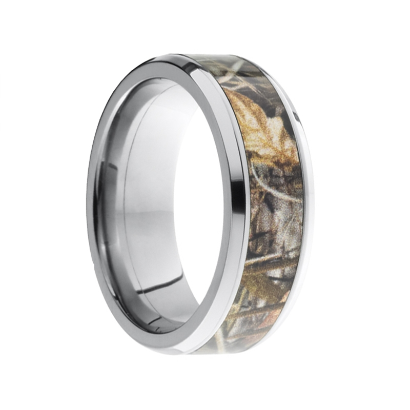Camo Mens Wedding Bands