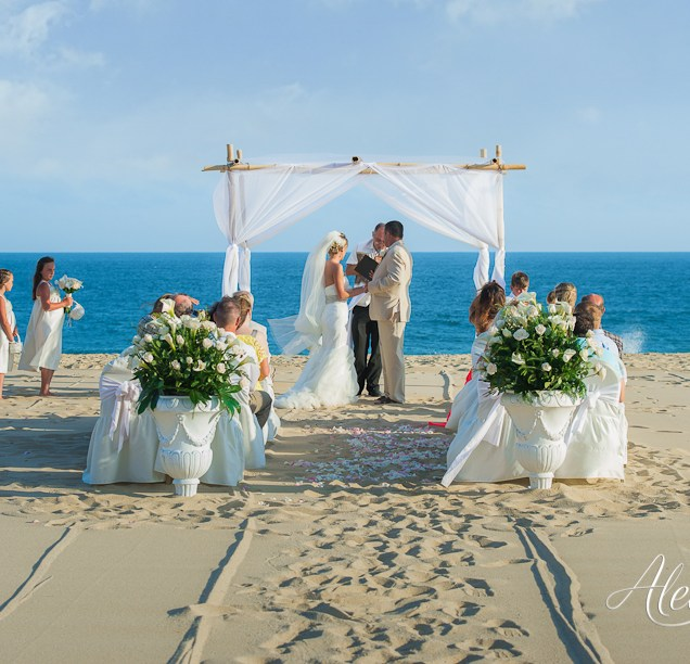 Romantic Weddings Simple: Small Beach Wedding Ideas