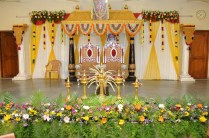 Most Beautiful Wedding Stage Decoration Ideas Designs 2015 Images