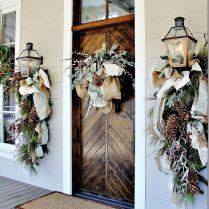 Neutral Winter Wedding Decor