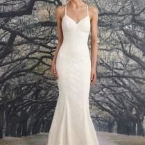 Nicole Miller Bridal Spring 2016 Wedding Dresses