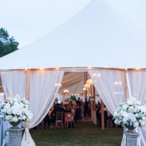 Outdoor Tent Wedding Reception Ideas Archives
