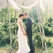 Outdoor Wedding Ceremony Alluring Simple Wedding Ceremony Ideas