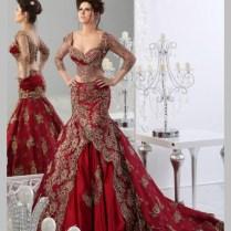 Popular Arab Wedding Gowns