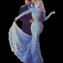 Popular Arabic Bridal Dresses
