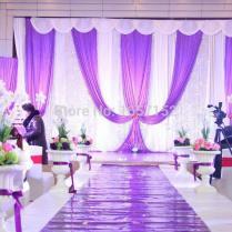Popular Backdrop Wedding Decoration
