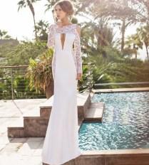 Popular Bohemian Style Wedding Dresses