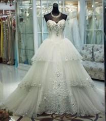 Popular Cinderella Wedding Gown