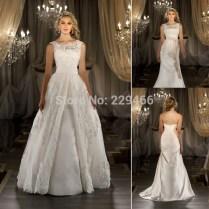 Popular Convertible Wedding Dresses