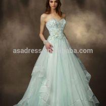 Popular Green Wedding Gowns