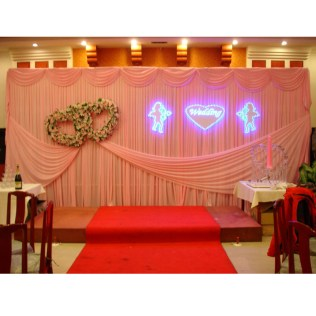 Popular Stage Backdrop Decorations Wholesale