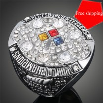 Popular Steelers Wedding Rings
