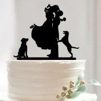 Popular Wedding Cake Toppers Bride Groom