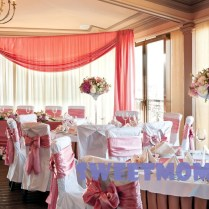 Popular Wedding Ceiling Drapes For Sale