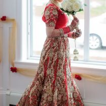 Punjabi Bridal Wedding Dresses Collection 2016 Trends For Girls