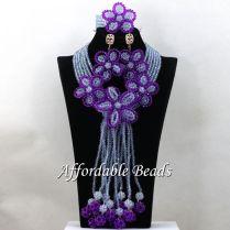 Purple Wedding Sets Promotion