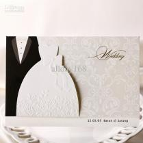 Quality Card For Wedding Invitations