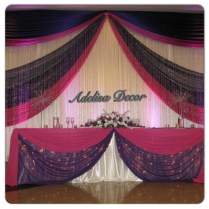 Receptions, Purple Wedding Receptions And Black On Emasscraft Org