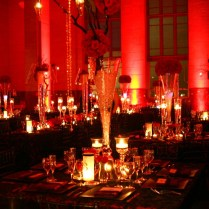 Red Wedding Reception Decor On Decorations With Decoration Ideas