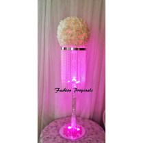 Sale Wedding Tall Centerpieces Table Top Chandelier Wedding
