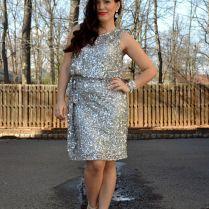 Sequin Wedding Guest Dresses