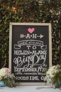 Shabby Chic Romantic Signs