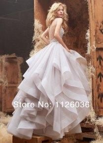 Sheer Wedding Dress Page 56