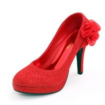 Shoes Fascinating Red Wedding Shoes With Perfect Red Cute