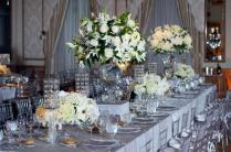 Silver Wedding Table Decorations On Decorations With 1000 Ideas