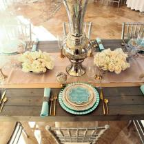 Simple Table Decor Ideas Entrancing Wedding Tables Ideas