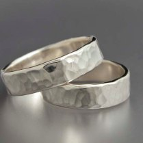 Simple Wedding Rings With Simple Wedding Bands His And Hers Simple