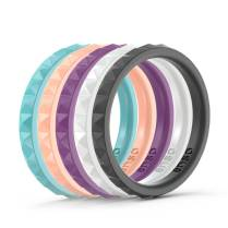 Stackables Not Your Husband's Silicone Wedding Ring