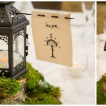 Star Wars And Lord Of The Rings Wedding