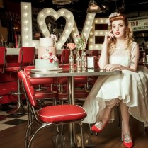 Styling A 1950s Wedding