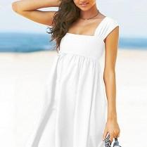 Summer Casual Beach Wedding Dresses