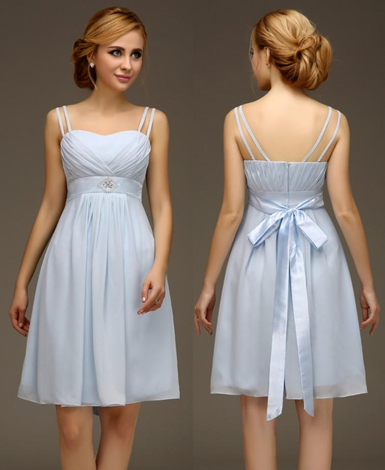 Casual Wedding Dresses For Summer: Bridesmaid Dress Casual Summer Wedding