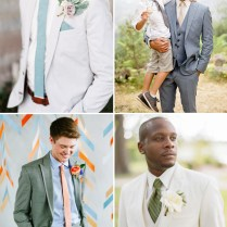 Summer Wedding Suit Ideas