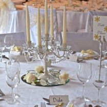 Table Decorations For Wedding Receptions Ideas On Decorations With