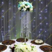 Table Top Chandelier Centerpieces For Weddings, Table Top