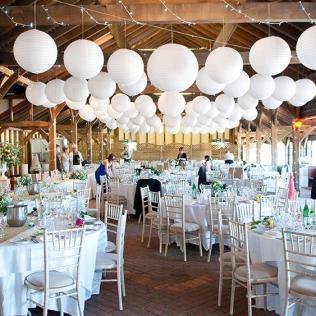 The Concept Of Romantic Lanterns For Weddings — Wedding Ideas