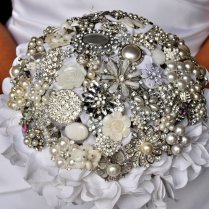 The Eagles' Brooch Bouquets