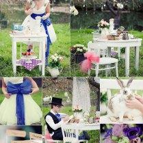 Top 3 Alice In Wonderland Wedding Ideas